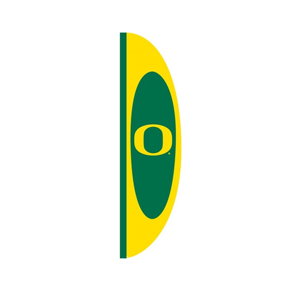 View University of Oregon 8.5' Feather Banner*