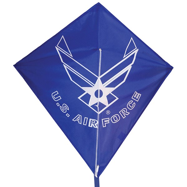 "View U.S. Air Force Wings 28"" Diamond Kite"