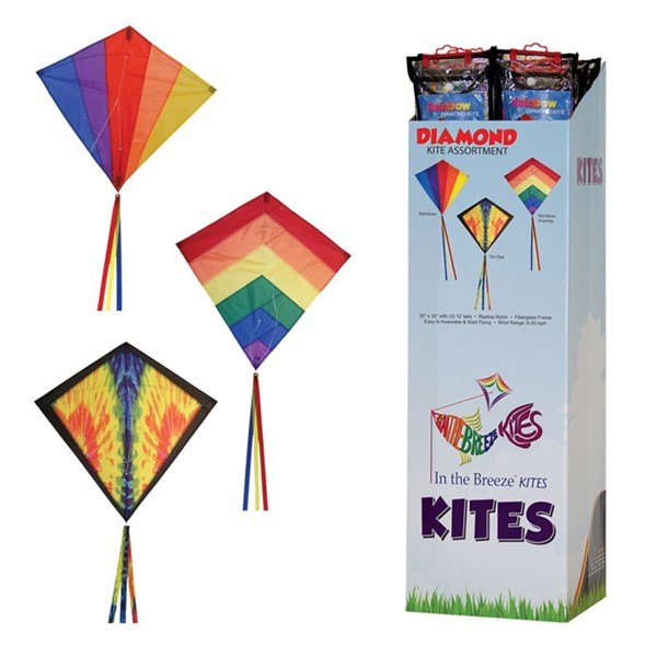 View Diamond Kite 36 PC Display
