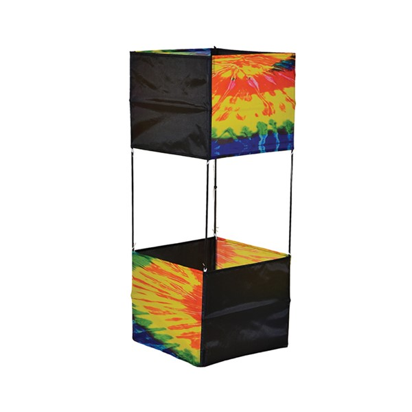 View Tie Dye Box Kite