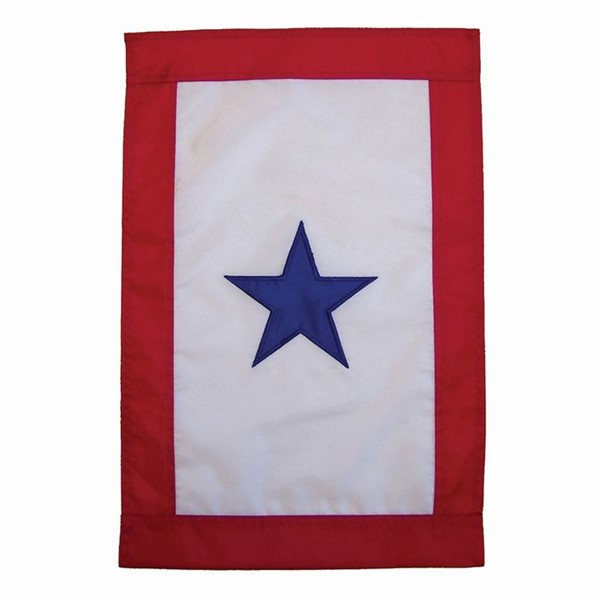 View Service Star Garden Flag