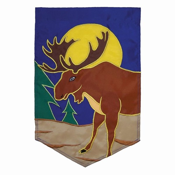 View Moose Garden Flag*