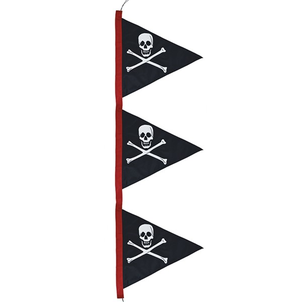 View Pirate 8.5' Pennant Feather Banner*