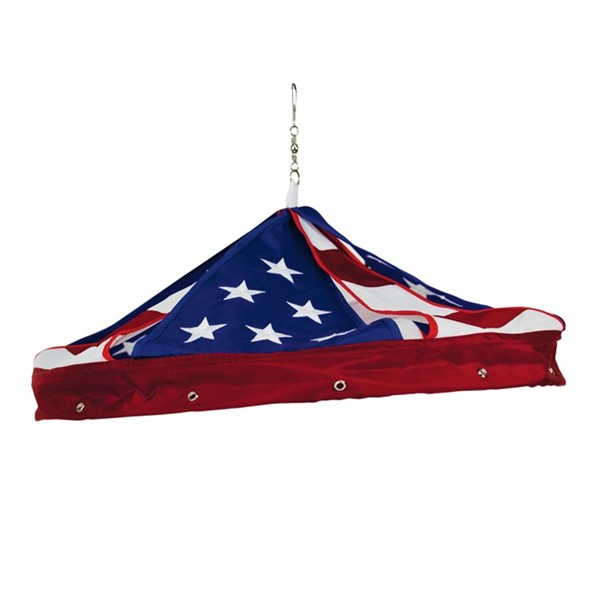 View Patriot Hanging Display