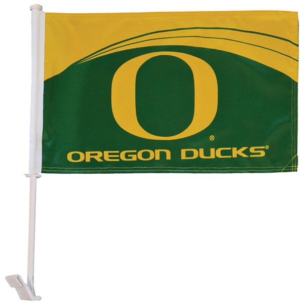View University of Oregon Car Flag