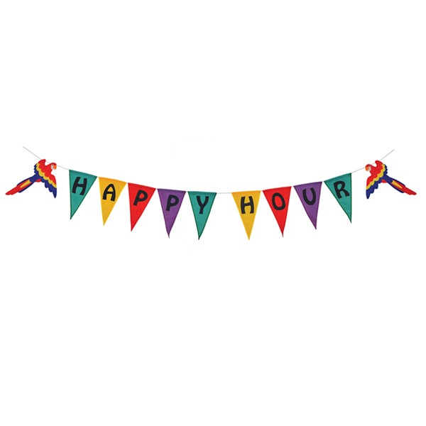 View Happy Hour Festive Pennant String