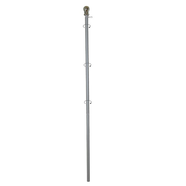"View 57"" Ball Bearing House Banner Pole"