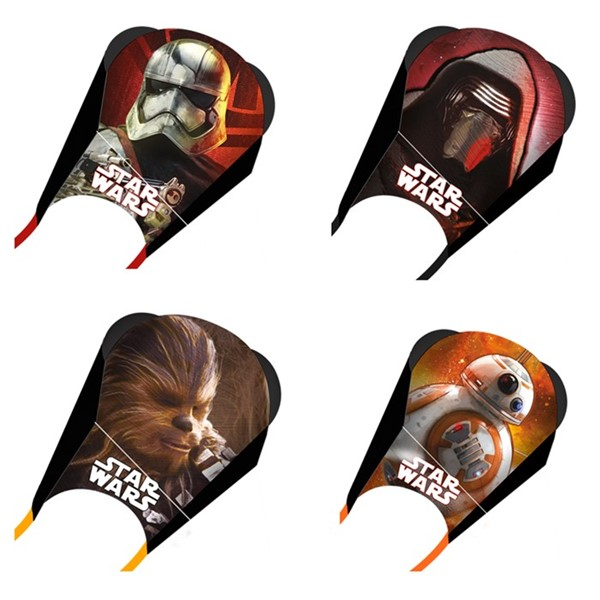 View Star Wars Pocket Kite Display