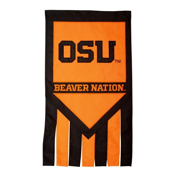 View Oregon State Beaver Nation Garden Flag w Tails