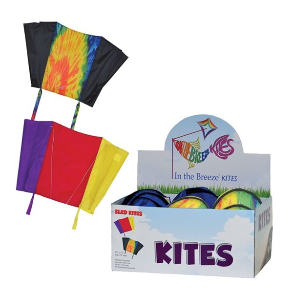 View Sled Kite 24PC POP Display