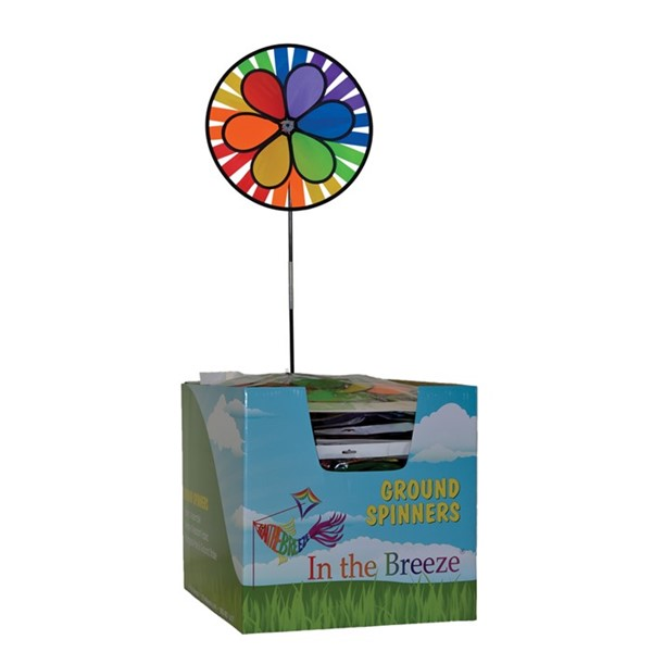View Rainbow Dazy Wheel Spinner 40 PC Display