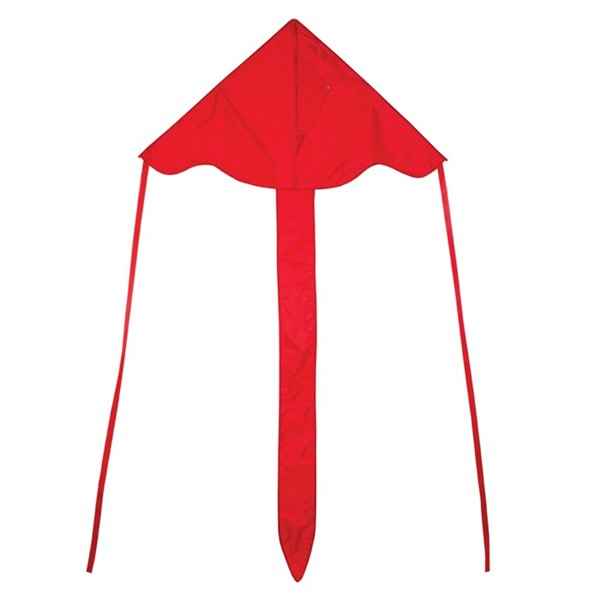 "View Red Colorfly 43"" Fly-Hi Kite"