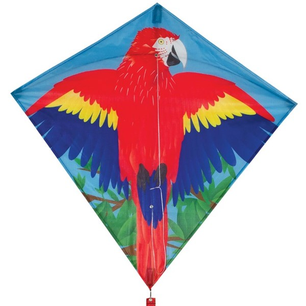 "View Parrot 30"" Diamond Kite"