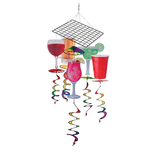 View 5 O'Clock Theme Twister Collection 24 PC Prepack
