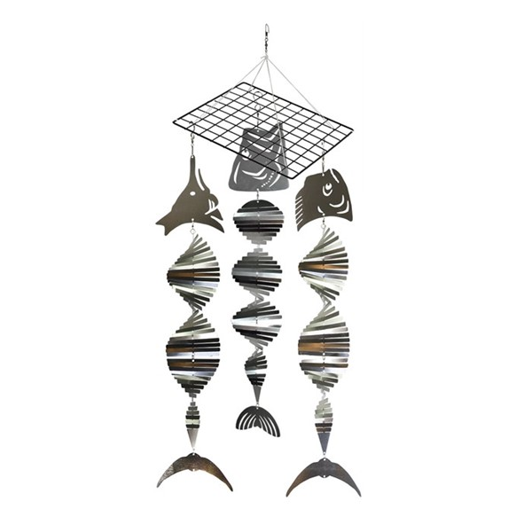 View Fish Shimmer Helix Collection 10 PC Prepack