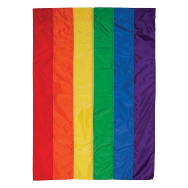 View Rainbow House Banner