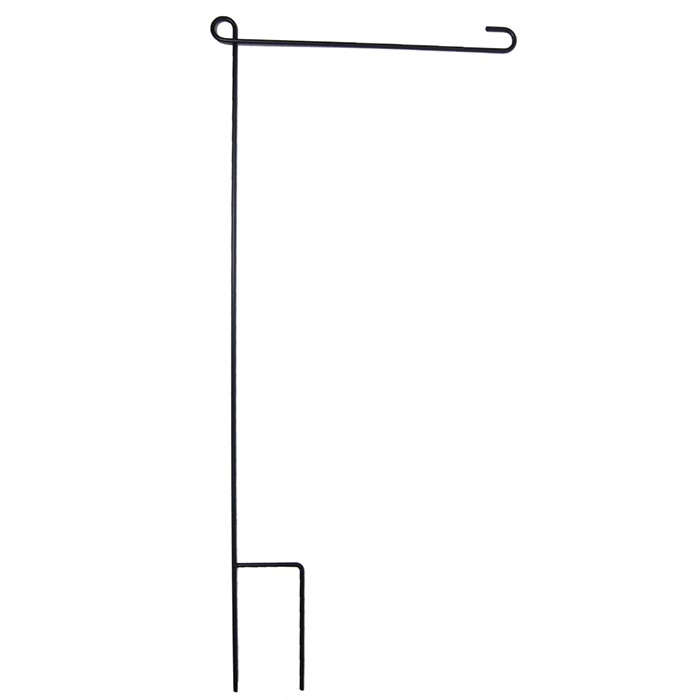 garden pole. Garden Flag Pole - 12 PC
