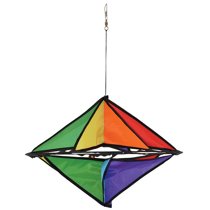 Rainbow Star Hanging Display | In the Breeze
