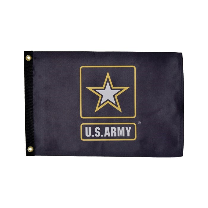 U.S. Army Logo12x18 Grommet Flag | In the Breeze