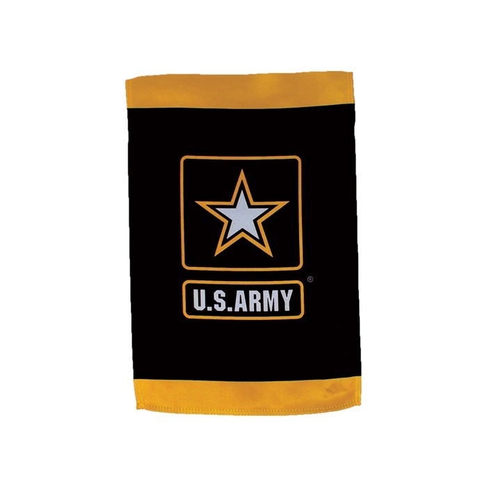 U.S. Army Logo Lustre Garden Flag | In the Breeze