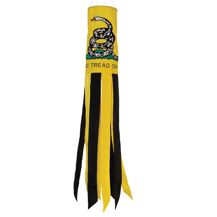 "Dont Tread on Me 40"" Windsock 