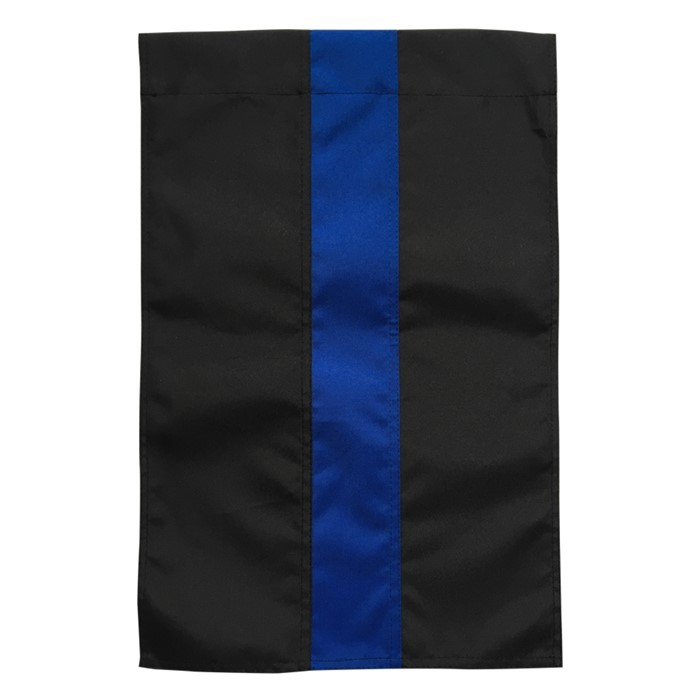 Thin Blue Line Garden Flag | In the Breeze