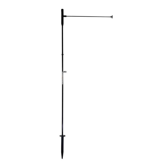 Pivoting Garden Flag Pole