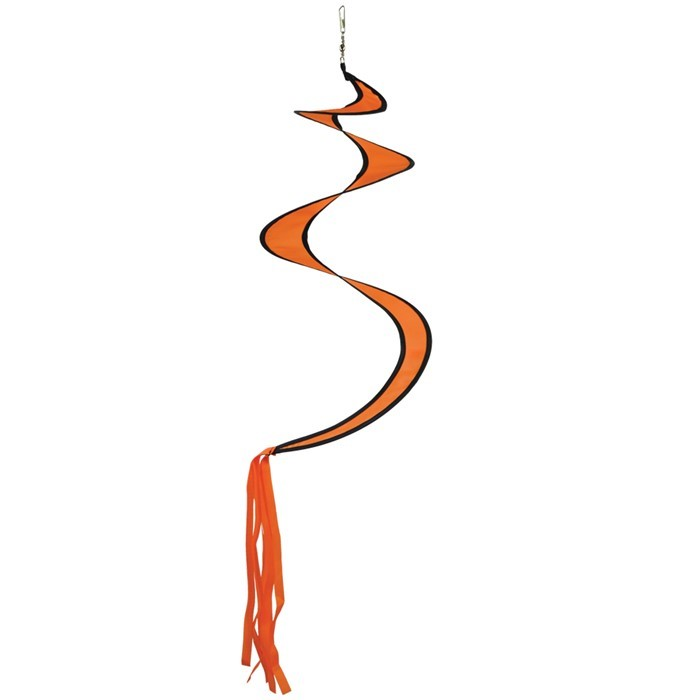 "29"" Orange Twister Tail 