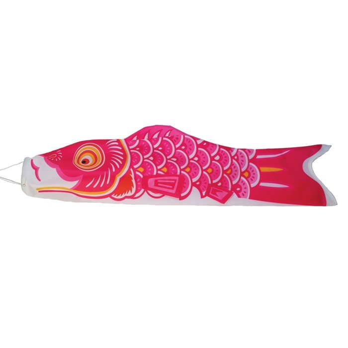 "60"" Pink Koi 