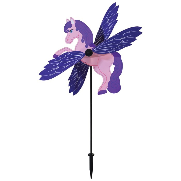 Baby Pegasus Whirligig | In the Breeze