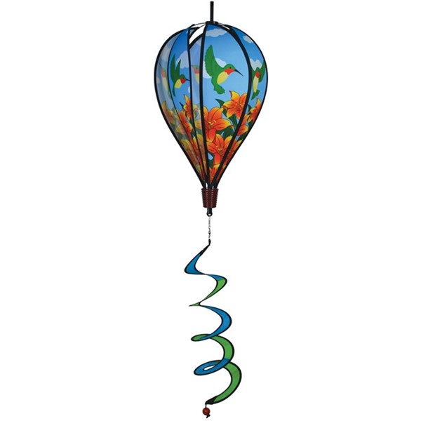 View Hummingbird Lily Hot Air Balloon