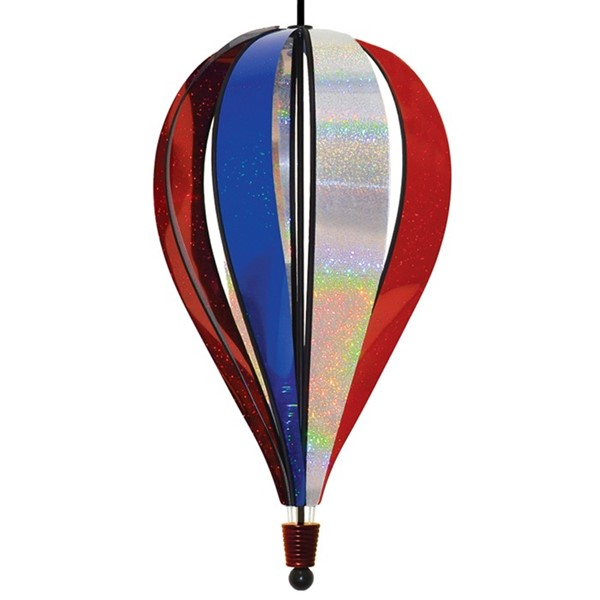 View Jumbo Patriot Sparkler 8 Panel Hot Air Balloon