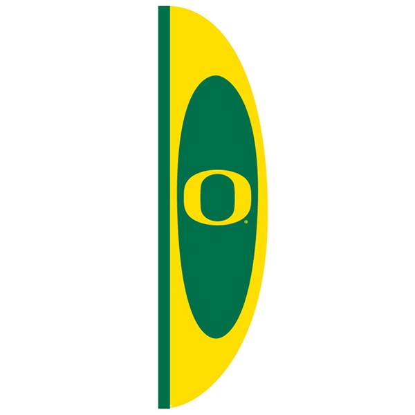 View University of Oregon 16' Feather Banner