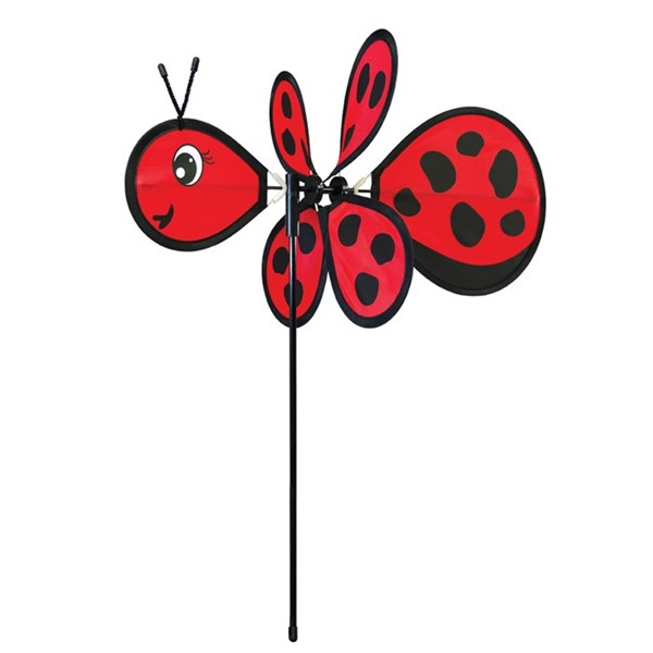View Ladybug Baby Spinner