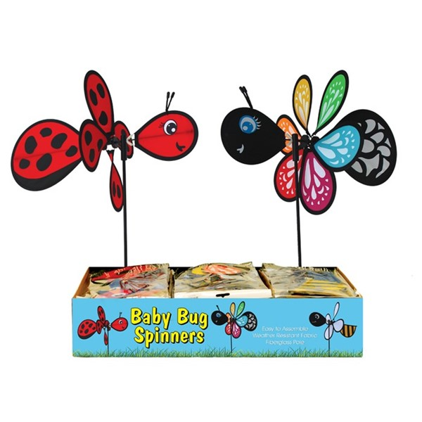View Baby Bug Spinner 36 PC Display