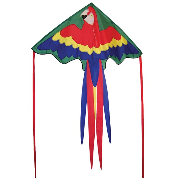 View Parrot Fly-Hi Kite