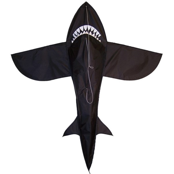 View 6' 3D Shark Kite