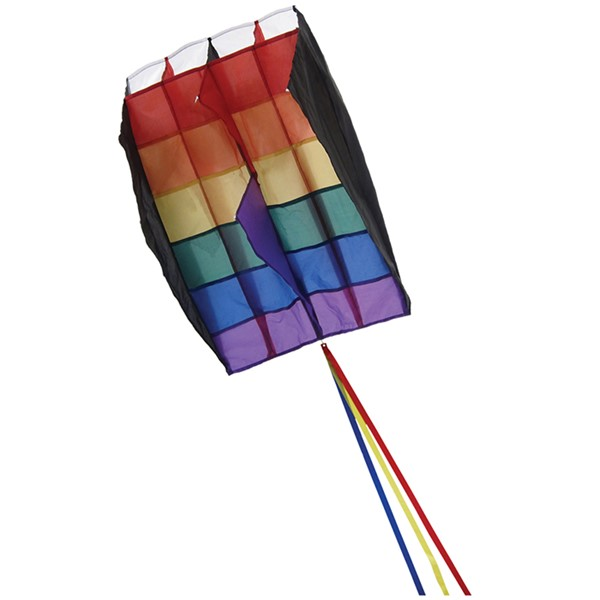View 5.0 Rainbow Stripes Air Foil