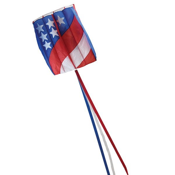 View 7.5 Patriot Wave Air Foil Kite