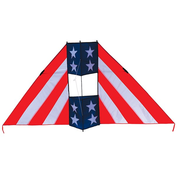 View Patriot 6' Conyne Delta Kite
