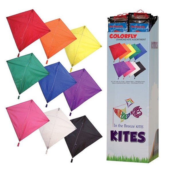 View Colorfly Diamond Kite 36 PC Display