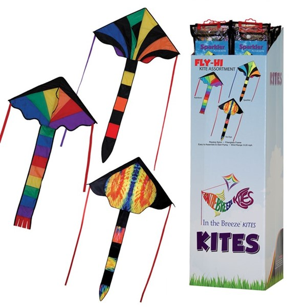 View Fly-Hi Kite 18 PC Display