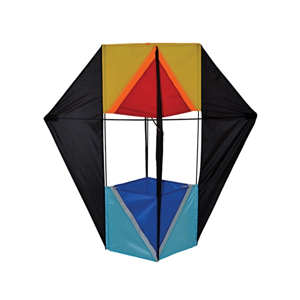 View Hot Cool Winged Box Kite