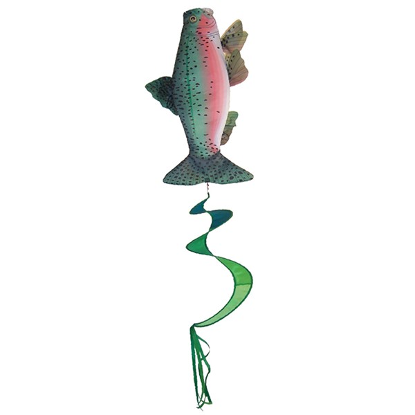 View Rainbow Trout Spinner Tail