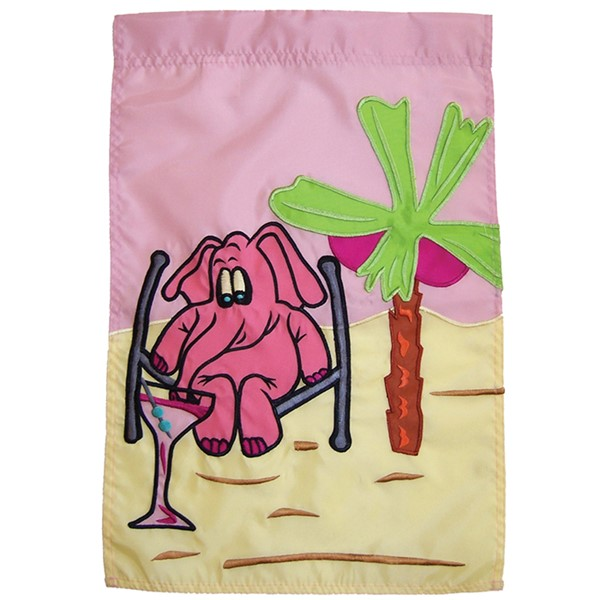 View Pink Elephant House Banner*