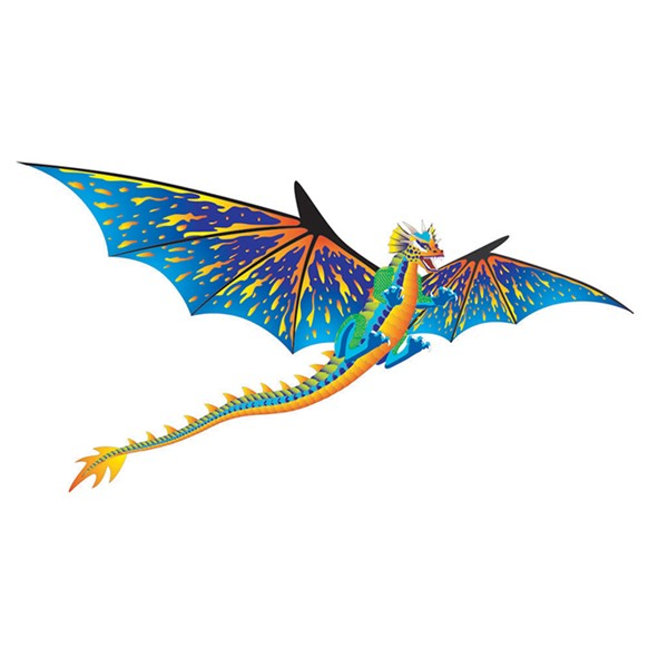 View 3D Supersize Dragon Kite
