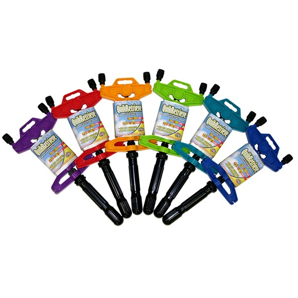 View QuikRetrieve Kite Winder 12 PC Assortment