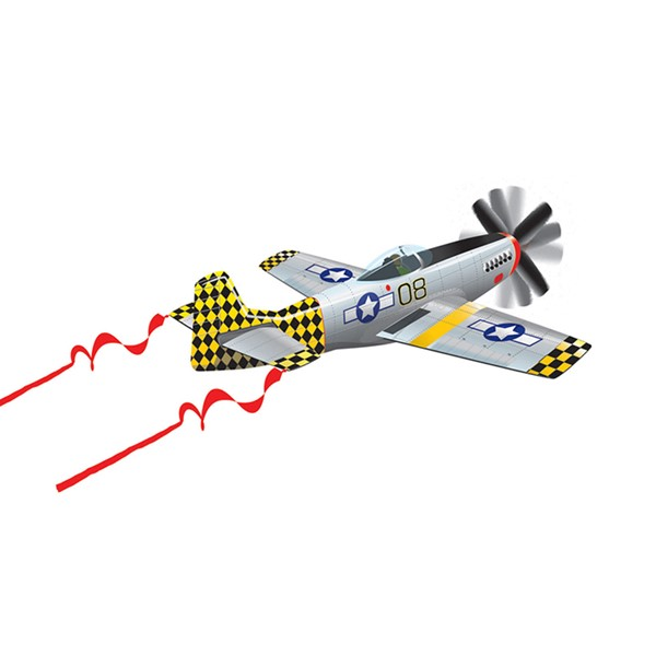 View 3D Supersize P-51 Mustang