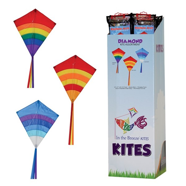View Arch Diamond Kite 39 PC Display