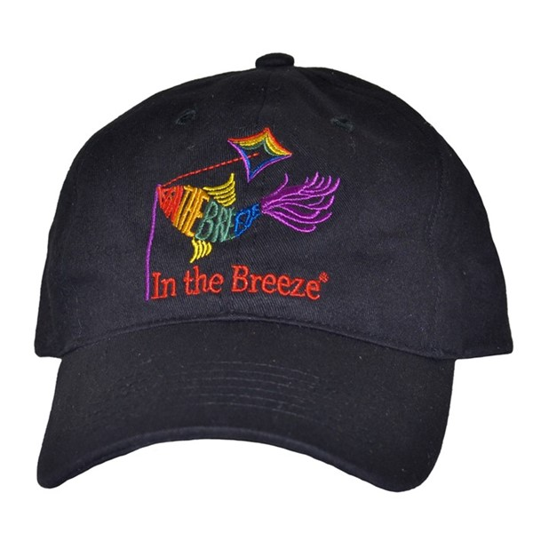 View In the Breeze Logo Hat